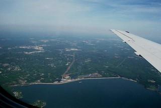 Landing at Columbia Met. (1999)