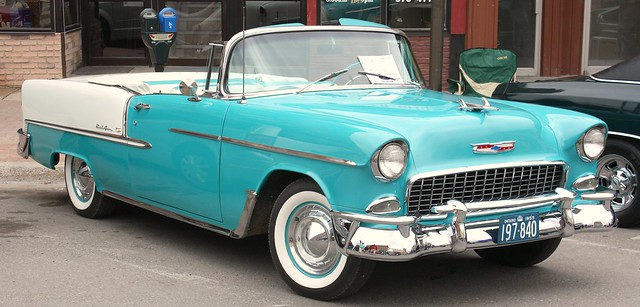 Flickriver carphoto 39 s photos tagged with belair for 1955 chevy 4 door to 2 door conversion