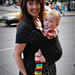 Babywearing in the City