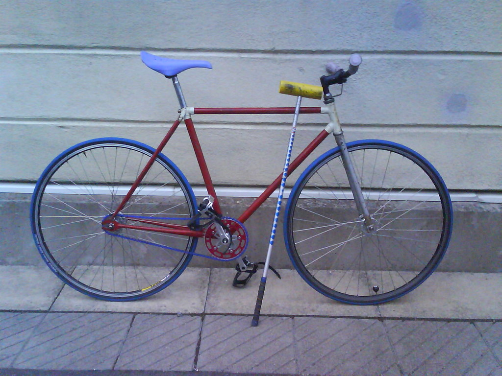 The Polo Bike