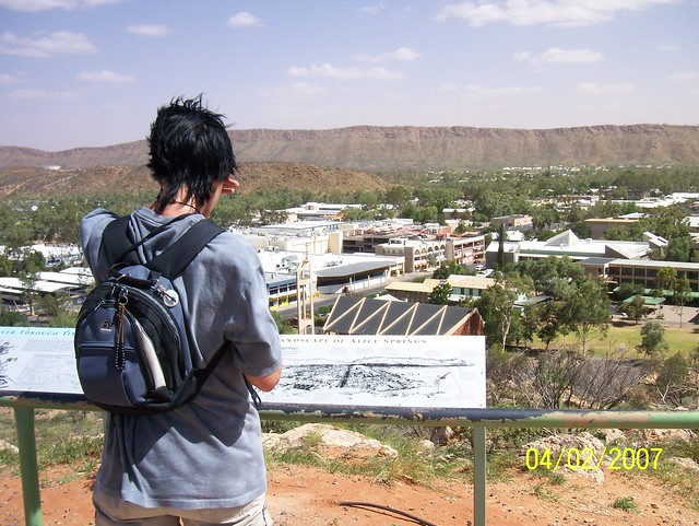 Header of Alice Springs