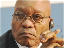 Republic of South Africa President Jacob Zuma is facing challenges due to the continuing economic crisis inside the country. by Pan-African News Wire File Photos