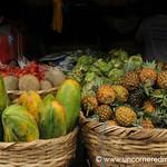 Large Baskets of Fruit - Granada, Nicaragua