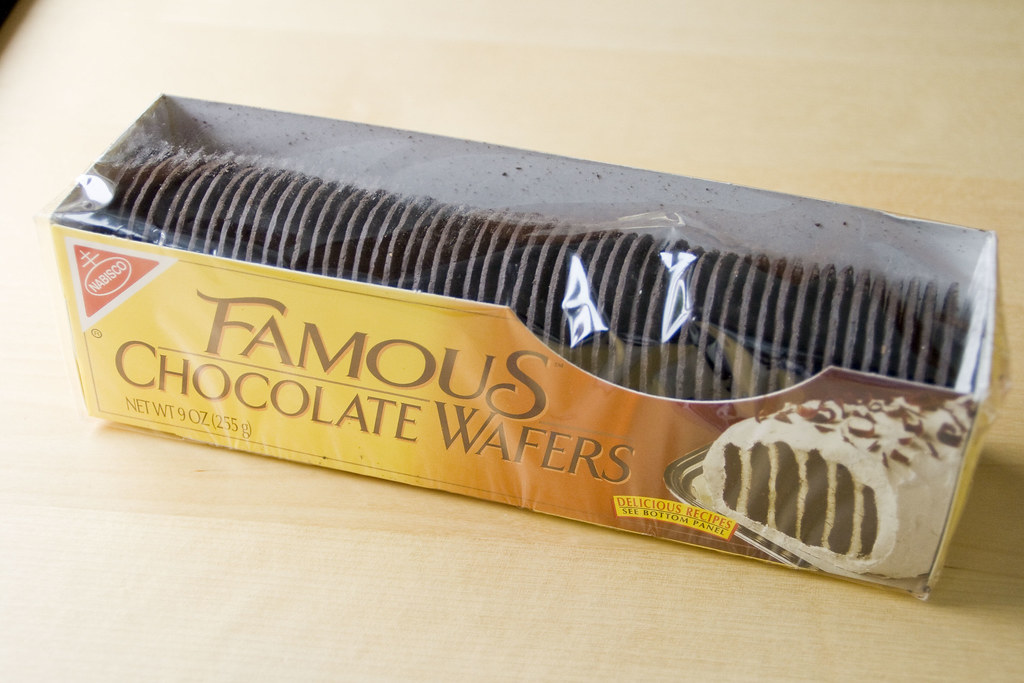 Nabisco Famous Chocolate Wafers Cake Recipe