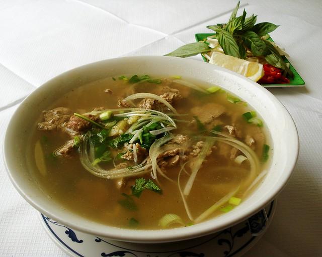Pho Tai At Ha Long Bay Saigon Top Chef Wood Green