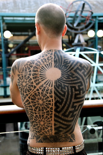 Backpiece by Xed Le Head