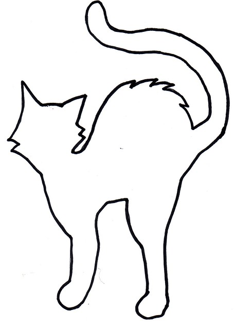 Image Result For Pete Cat Coloring Page Kot Koloro I