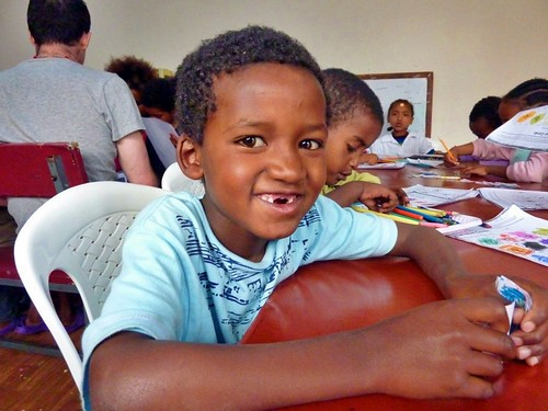 Abi, Mercy Home, Ethiopia