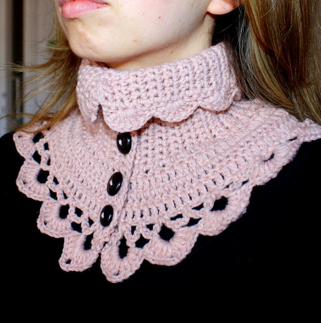 FREE CROCHET NECK WARMER PATTERN - Crochet and Knitting ...