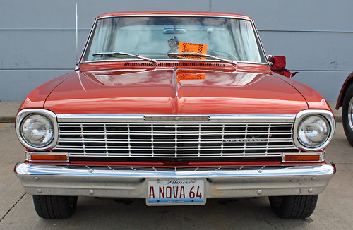 1964 Chevrolet Chevy II Nova 2-Door Sedan Street Machine (1 of 8)