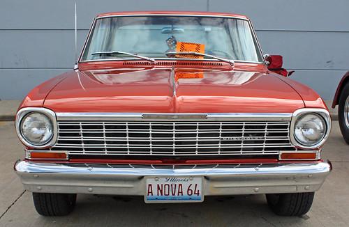 1964 Chevrolet Chevy II Nova 2-Door Sedan Street Machine (1 of 8)