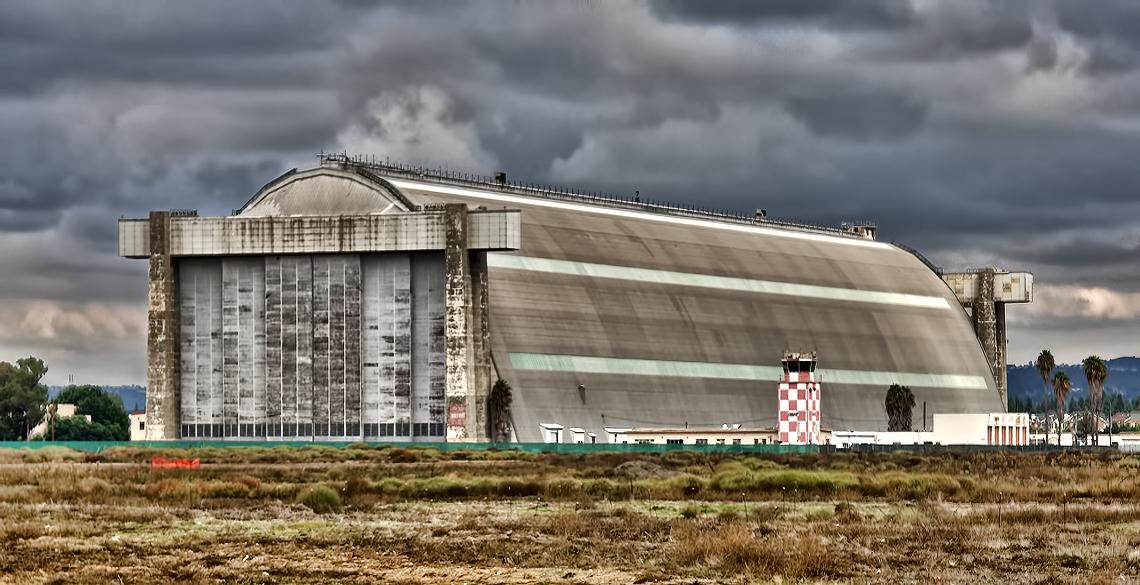 El Toro Marine Base >> Abandoned MCAS Tustin Blimp Hangar | Flickr - Photo Sharing!