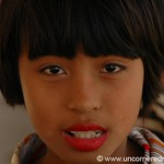 Burmese Girl - Toungoo, Burma