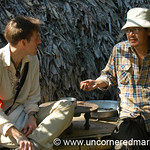 Friendly Discussion - Toungoo, Burma