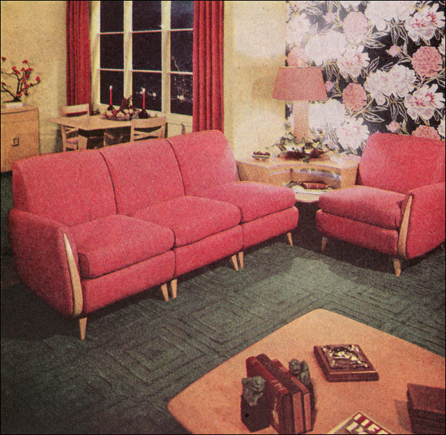 1949 heywood wakefield living room flickr photo sharing