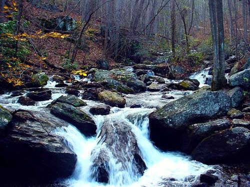 waterfall annarubyfalls