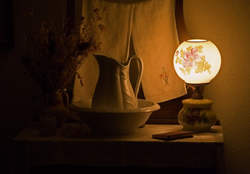 Table Lamp  by peterkelly