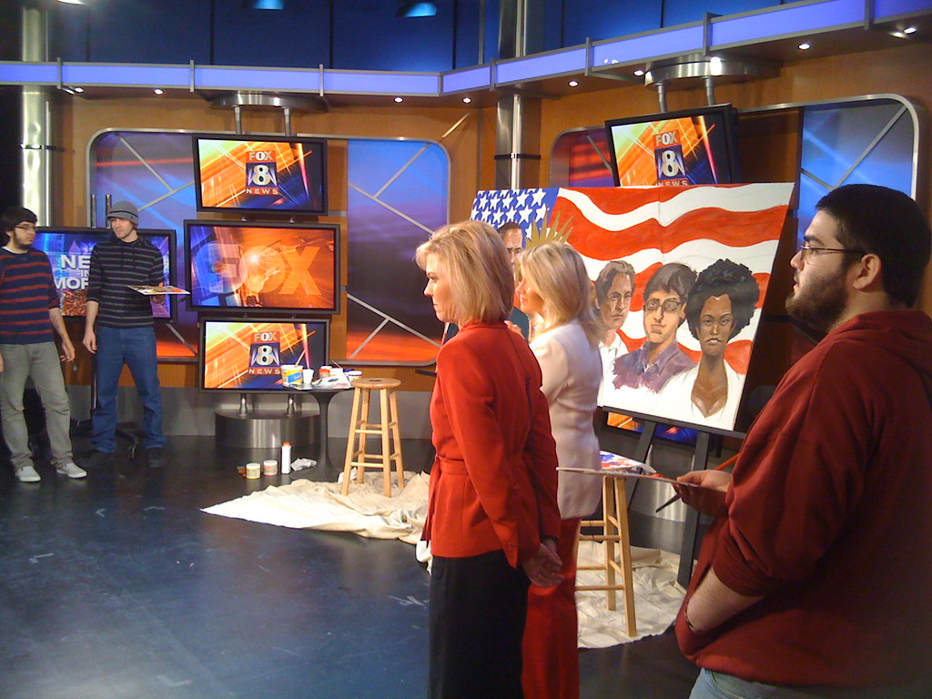 Fox 8 News Anchors Introduce CIA Students | Cleveland