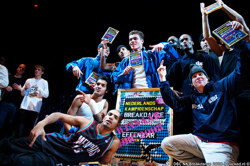 Hustle Kidz Champions 2008 - DBC NK Breakdance 2008