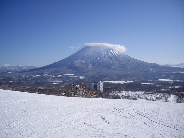 Views from Niseko