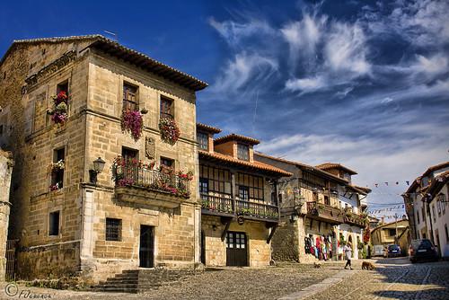 Santillana del Mar (Cantabria) España