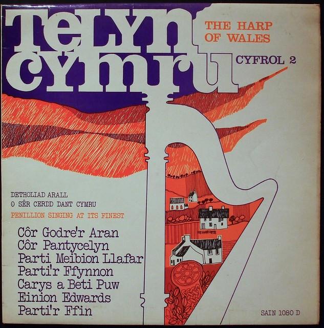 The Harp of Wales - Telyn Cymru - Cyfrol 2