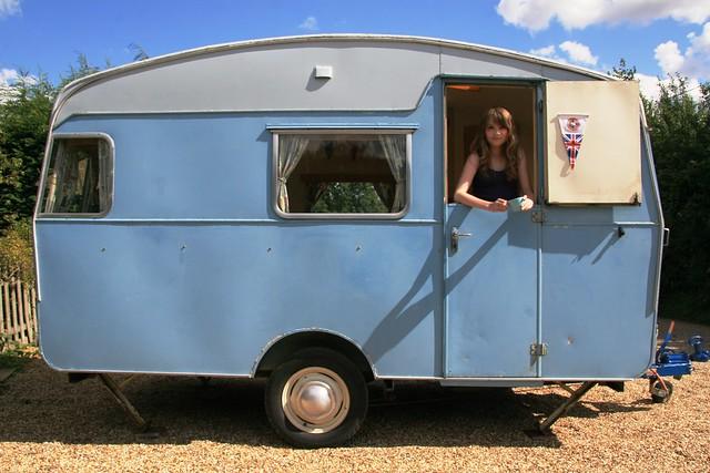 Amazing Modern Caravans Perth  Vintage Caravans