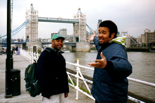 Blackalicious in London