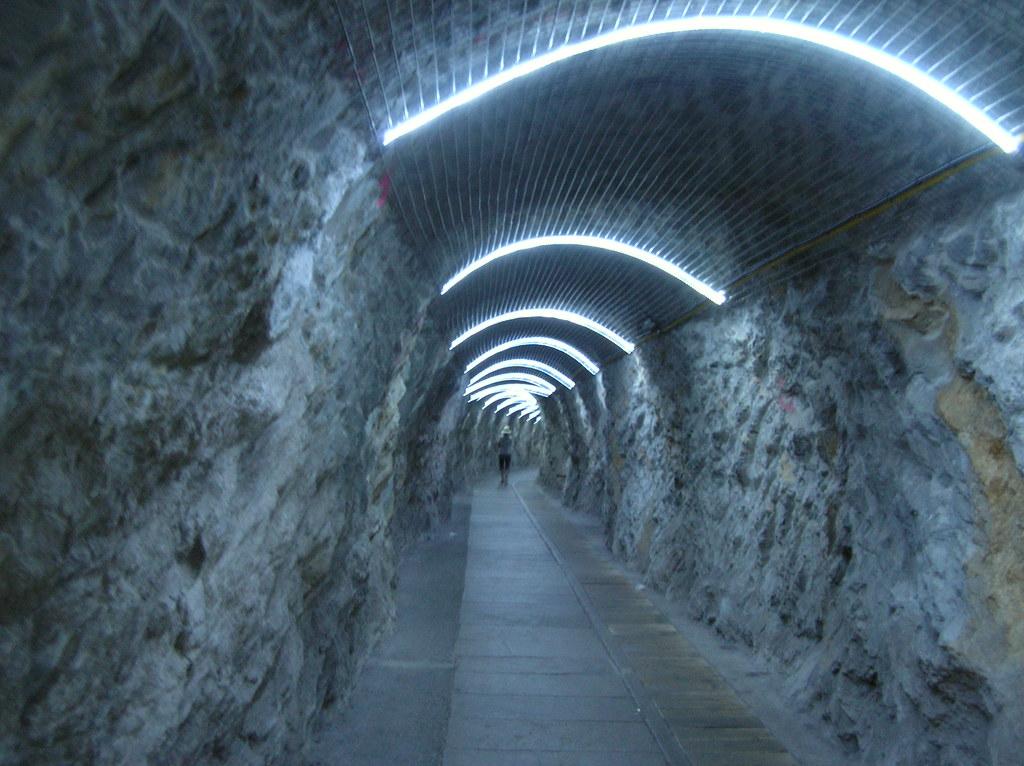 Tunnel to Sphinx - Jungfraujoch2