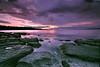 The Nanaimo Shore by Len Langevin