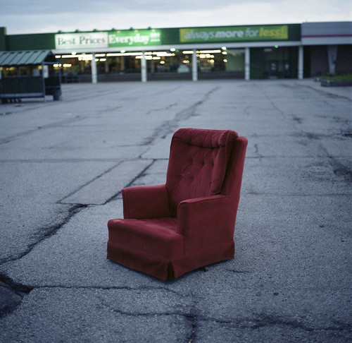 Parking Lot Chair