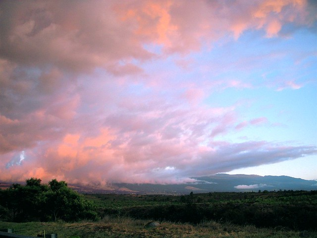 Saturday Skies, Nikon COOLPIX S52