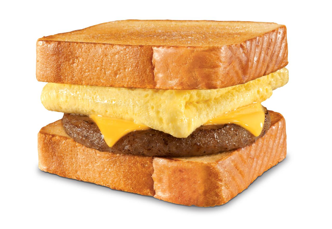 Texas Toast Breakfast Sandwich - a photo on Flickriver