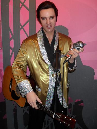 Madame Tussauds Amsterdam - Elvis Presley