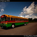Bus, Southern Highway, Belize
