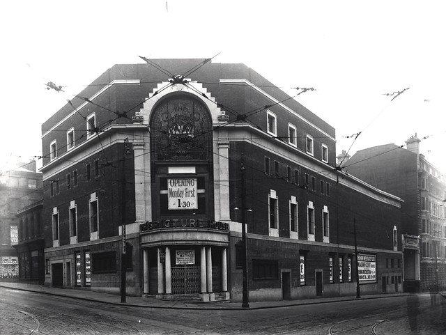 New Westgate Cinema, 1927
