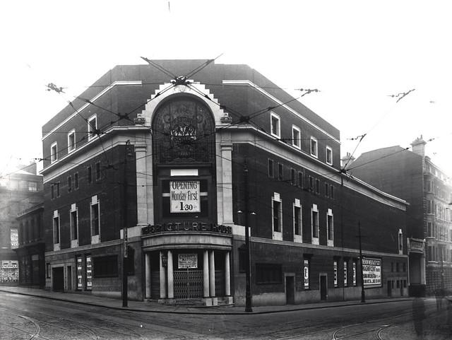 New Westgate Cinema, 1927