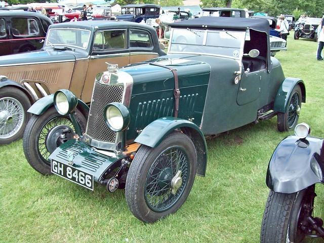 267 Lea Francis Hyper TT (1928-31)