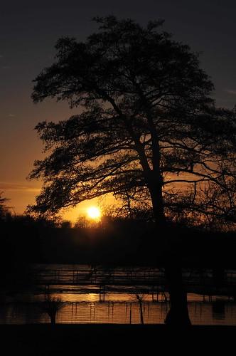 winter sunset thames geotagged weir hambleden geo:lat=51559677 geo:lon=0871868