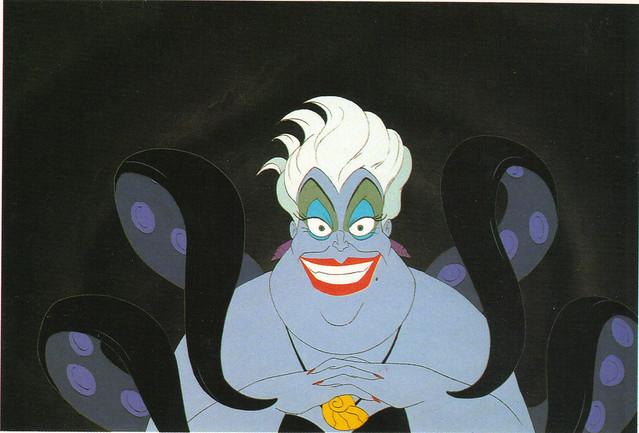 ursala the sea witch