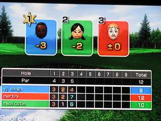 Hole in one (Wii)