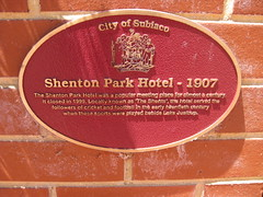 Photo of Red plaque № 6522