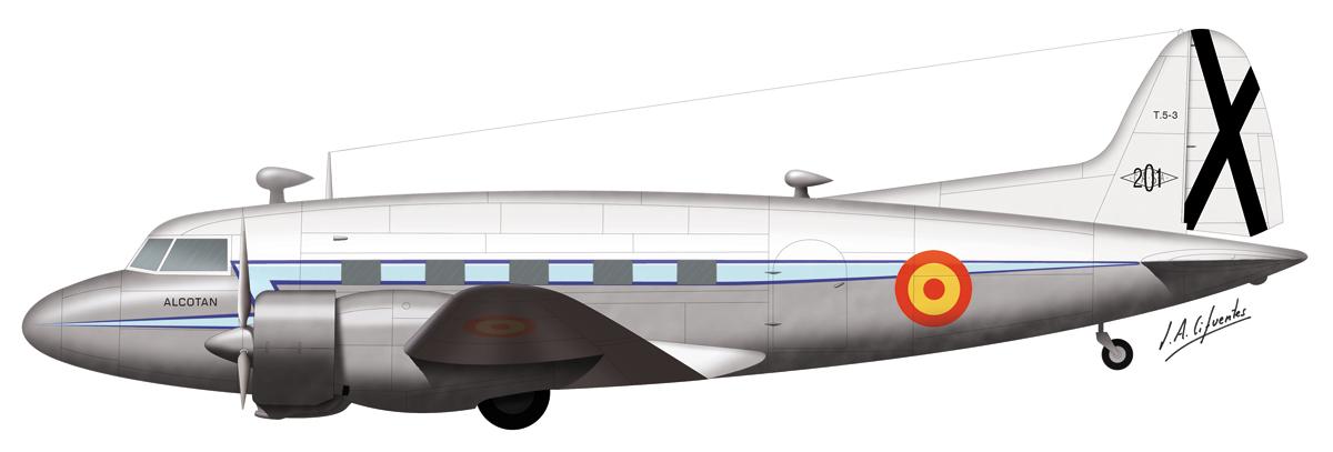 CASA C-201 T5-3