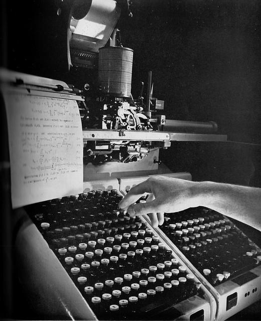 Keyboard operator
