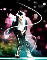 Michael Jackson in Colors