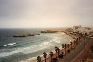 Monastir seafront