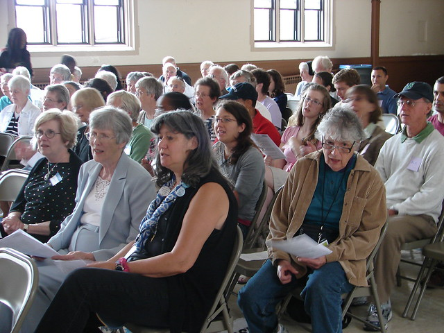 Sunday, Pax Christi USA National Conference 2009