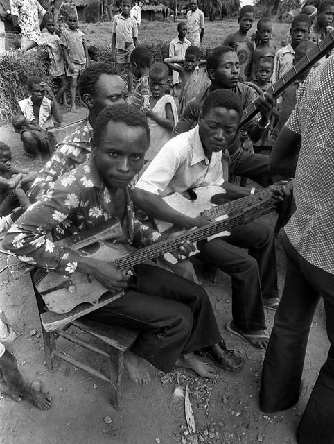 Festival at Nsange