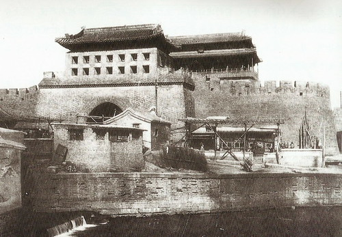 Yong ding men,Old Beijing 永定门