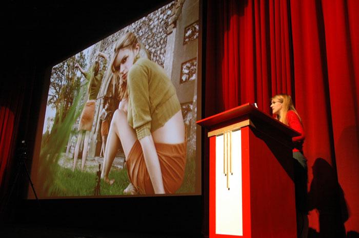 Natalie Dybisz's opening keynote